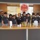 Gruppenfoto Schüler der Genussmeile