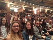 Blick in die Reihen beim Schülerkonzert 2018