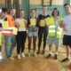 Siegermannschaft Volleyballturnier