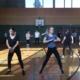 Tanzworkshop im Turnsaal