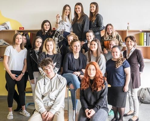 Gruppenfoto der 3FW