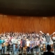 Mozarteumorchester mit Dirigent