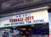 Eingang Viennale von außen