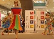 Modeschau im Forum1