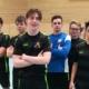 Schülermannschaft beim Futsal-Turnier