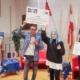 Gewinner des EU Projekts mit Gutschein